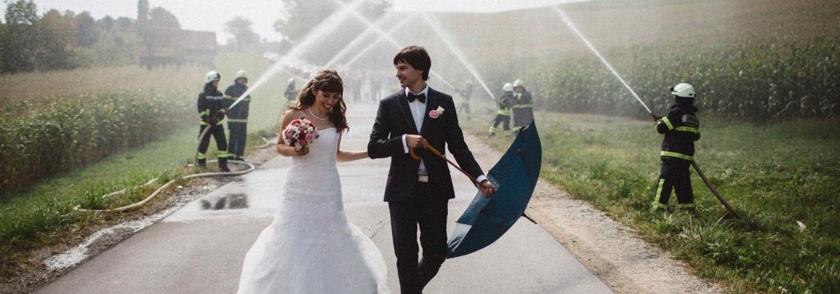 Poroka, Sanja in Dominik, Zaobljuba.si