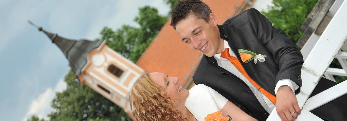 Poroka Urška in Luka