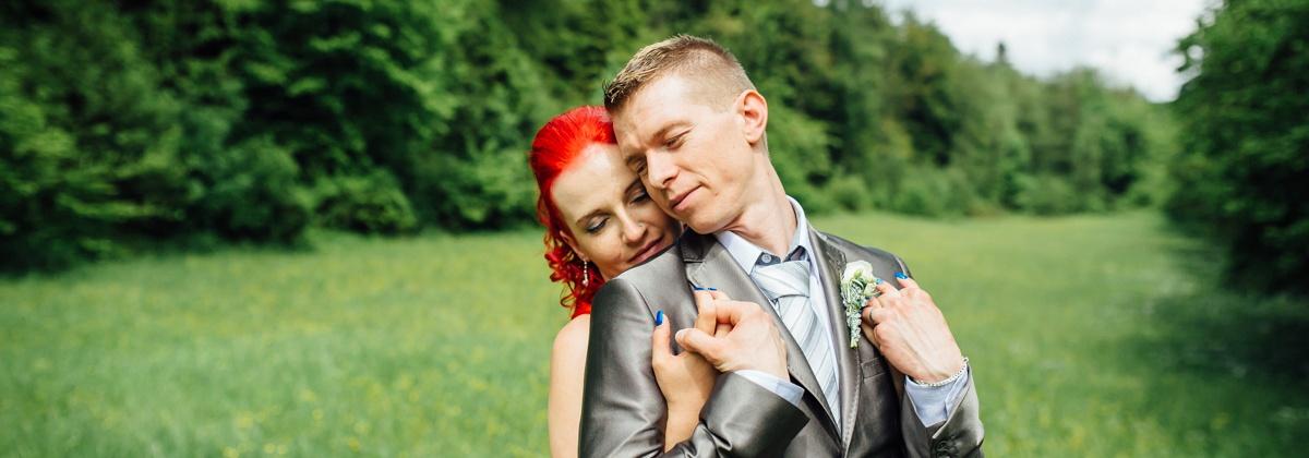 Poroka Romana in Marko ona-on.si