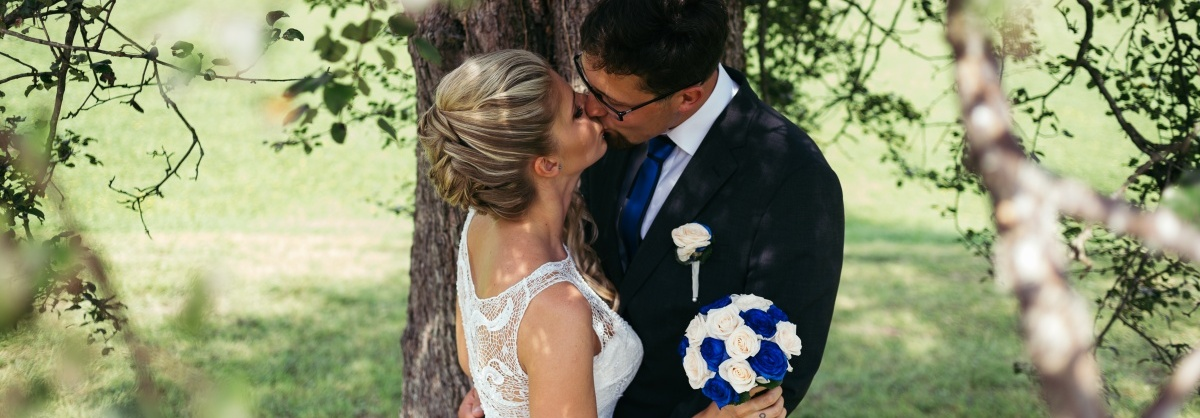 Poroka kot sva si jo želela <3